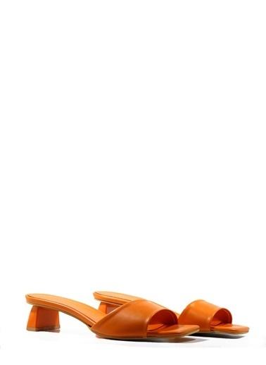 Nemesis Shoes Terlik Oranj